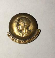 "1930s DIZZY DEAN CEREAL PREMIUM 1"" PIN"