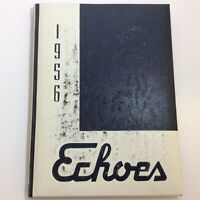 1956 ECHOES RIVERVIEW GARDENS Vintage School Yearbook Annual ST. LOUIS MO