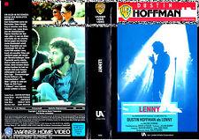 "VHS - "" LENNY "" (1974) - Dustin Hoffman - Valerie Perrine"