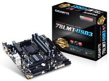 Gigabyte GA-78LMT-USB3 AMD 760G Chipset Socket AM3+ micro ATX Motherboard