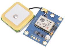 GPS UBLOX NEO-6M ( Neo-6M-0-001 V2 ) Module - Ceramic antenna - Arduino Compatib