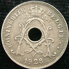 1928    Belgio Belgique Belgie    10 centesimi   centimes