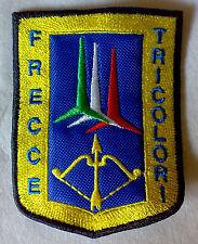 FRECCE TRICOLORI - PATCH TOPPA ricamata 5,8cm x 7,5 cm