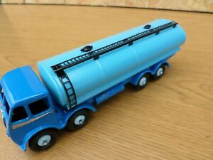 DINKY MECCANO SUPERTOYS FODEN TANKER FIRST TYPE CAB Mk 1