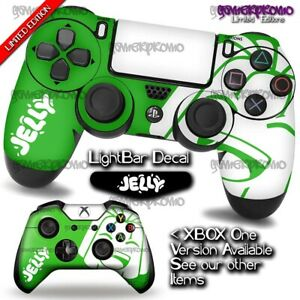 JellyTime Controller Decal - PS4 Skin - The 1st Limited Edition Design