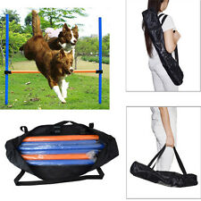 Pet Dogs Outdoor Games Agility Exercise Sports Training Equipment Jump High Toys