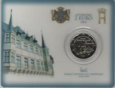 Commémorative Luxembourg 2012, BU