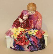 Royal Doulton Figurine Flower Sellers Children HN1342 HN 1342 L. Harradine AS IS