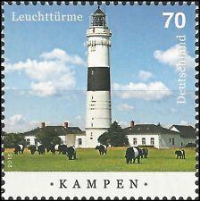 Leuchtturm Kampen 70 Cent – postfrisch – Mi.Nr. 3253