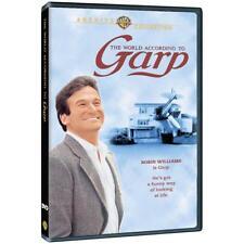 THE WORLD ACCORDING TO GARP. Robin Williams. New sealed DVD.