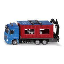 SIKU 3556 - Super Fahrzeuge - LKW mit Baucontainer