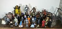 BBC Doctor Who Action Figure Toy Bundle Multi-Listing Joblot Dr Figures UPDATED!