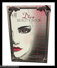 e.l.f. DIVA Beauty Book Limited Edition Makeup Palette NEW