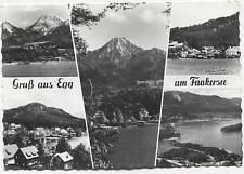 (5027)  EGG am Faakersee  Villach - schöner Stempelabschlag
