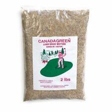 Canada Green Grass Lawn Seed - 2 Lb. Bag