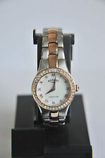 Rotary Ladies' Rose Gold Stainless Steel Watch LB03501/07~RRP £149.99~~ AA-135