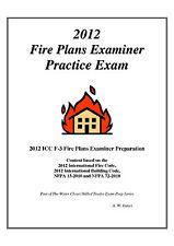 2012 ICC Fire Plans Examiner Practice Exam on USB Flash Drive
