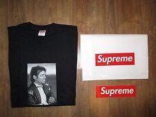 Supreme Michael Jackson Tee T Shirt Black - X Large - SS17