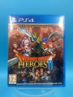 jeu video sony ps4 playstation 4 TBE VF dragon quest heroes II 2
