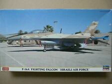 "Maquette HASEGAWA 1/48 Ref 9962 F-16A Fighting Falcon""Israeli Air Force"" Limited"
