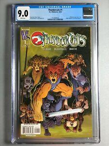 Thundercats 1 - CGC 9.0 - DC/Wildstorm Issue - 1st of series