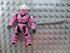 Mega Bloks Halo Series 2 pink hayabusa , MEGA CONSTRUX.