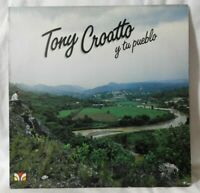 TONY CROATO Y Tu Pueblo 1983 (VELVET/6029/1st Press) VG+/VG+ !!
