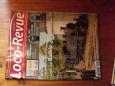 $$a8 Loco-Revue N°758 Bathie  Belleroche  BB 8500  Plaque tournante  Halle