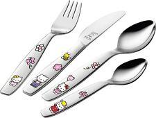 Zwilling Kinderbesteck / Kinderset Hello Kitty 4 tlg. NEU & OVP 07133-210-0