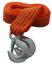 15FT Tow Towing Pull Rope Strap Heavy Duty 5 Ton for Nissan Pathfinder Navara