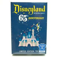 Funko Disneyland Resort 65th Anniversary Limited Edition T Shirt Size Large NEW
