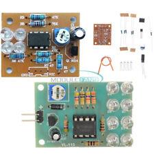 9V 12V LM358 Breathe Blue Light LED Flashing Lamp Parts Electronic DIY Parts Kit