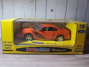 Jouef Evolution 1994 Ford Boss Mustang GT 1:18 Scale Diecast Model Car 3104