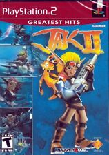 JAK II 2 (PS2 Game) BRAND NEW FACTORY SEALED - Free US Shipping