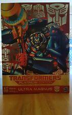 Hasbro Transformers Ultra Magnus Platinum Edition New Sealed