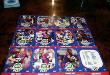 Checklist 2015 Season NRL & Rugby League Trading Cards