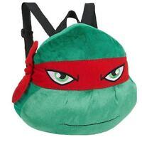 Teenage Mutant Ninja Turtles Raphael Plush Backpack
