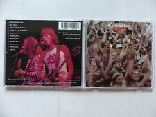 CD Album DAVID CROSBY & GRAHAM NASH Live : Immigration man, ... 088 112 052-2