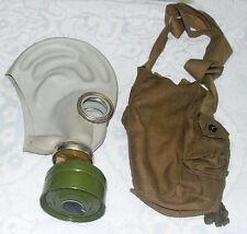GP-5 rubber gas mask Soviet Original gray