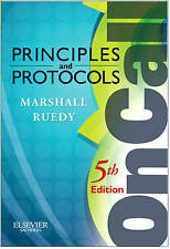 NEW On Call Principles and Protocols, 5e by Shane A. Marshall MD  FRCPC
