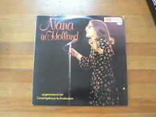LP RECORD VINYL NANA MOUSKOURI  IN HOLLAND CONCERTGEBOUW AMSTERDAM PHILIPS