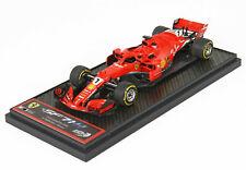 Ferrari SF71-H Winner GP USA 2018 Raikkonen 1/43 lim.ed.199 pcs BBRC235B BBR