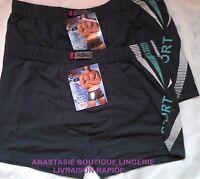 lingerie lot 2 boxers/caleçons M sous-vêtements Pesail homme/garçonslips coton