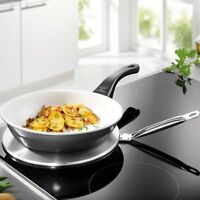 """Induction Cooktop Aluminum 8"""" Converter  Disc Plate Stainless Cookware Upromax $"""