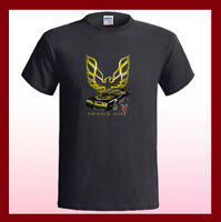 PONTIAC TRANS AM FIREBIRD Logo Muscle Car NEW Men's T-Shirt S M L XL 2XL 3XL