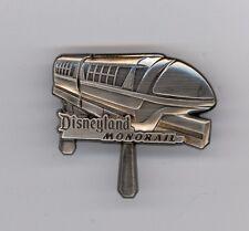 Disney Disneyland Tour the Lore Monorail Pewter Annual Passholder Pin