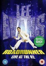 LEE EVANS 2011 - ROAD RUNNER NEW DVD