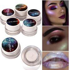 5Colors HANDAIYAN Eye Glitter Highlight Eyeshadow Makeup Eye Shadow Powder