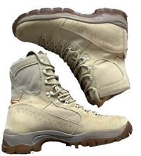 MEINDL Desert Fox High Liability COMBAT BOOTS UK 12 British Army Military Issue