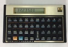 HP 12c Financial Calculator for Real Estate  Banking Hewlett-Packard Hstnj-kno5